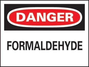 danger formol