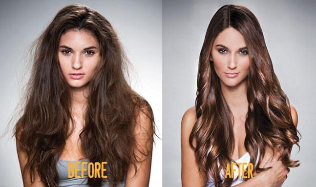 Coloration cheveux apres keratine
